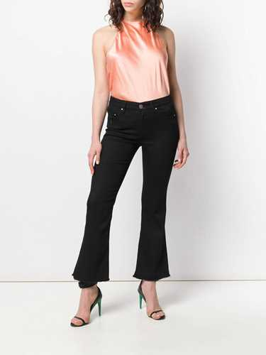 Picture of Don`T Cry Milan | Cropped Flared Jeans