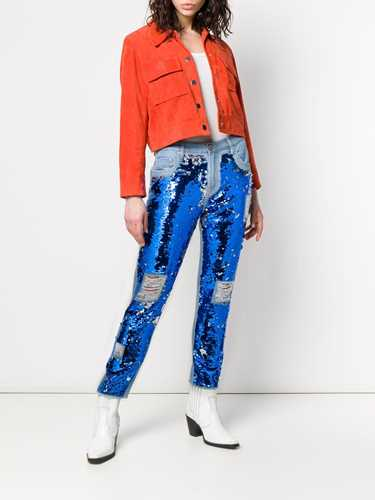 Picture of Don`T Cry Milan | Embellished Slim-Fit Jeans