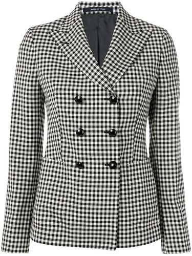 Picture of Tagliatore | Janise Checked Blazer