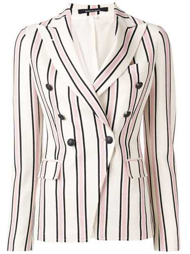 Picture of Tagliatore | Jalicya Striped Blazer