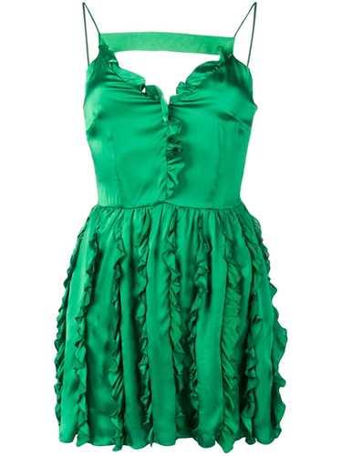 Picture of Brognano   Short Ruffled Dress