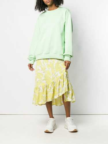Picture of Baum Und Pferdgarten | Asymmetric Ruffled Skirt