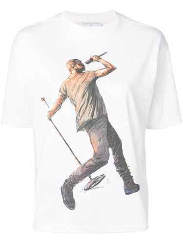 Picture of Ih Nom Uh Nit | Printed Kanye And Drake T-Shirt