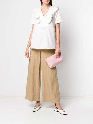 Picture of A.P.C. | Ruffle-Trimmed Blouse