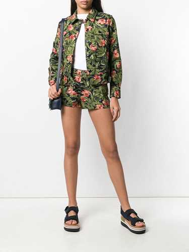 Picture of A.P.C. | Flower Print Shorts