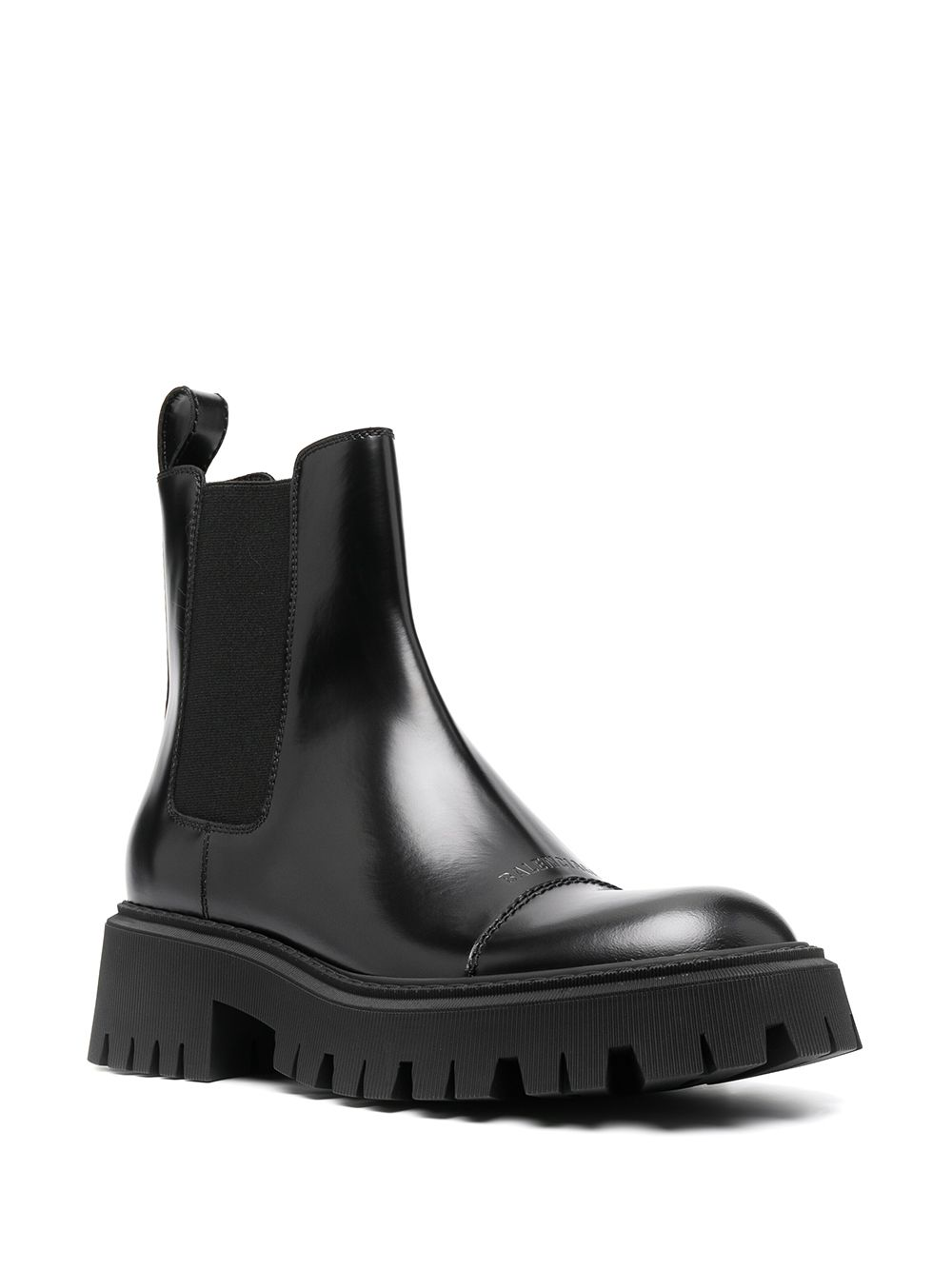 Picture of Balenciaga   Tractor Chelsea Boots