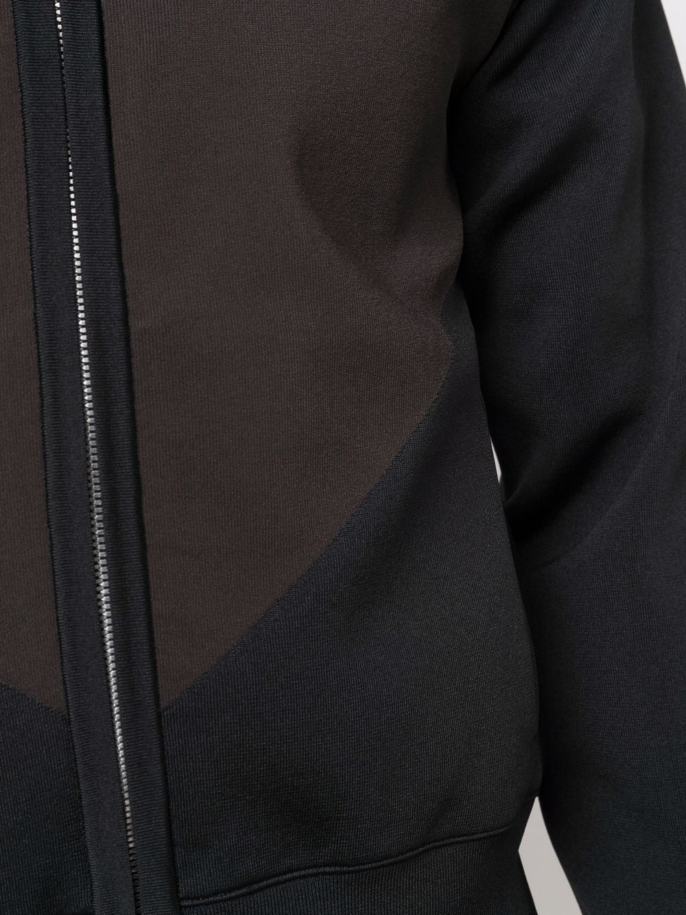 Picture of Bottega Veneta | Technical Double Panel Zipped Track Jacket