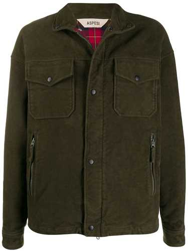 Picture of Aspesi | Short Military Jacket