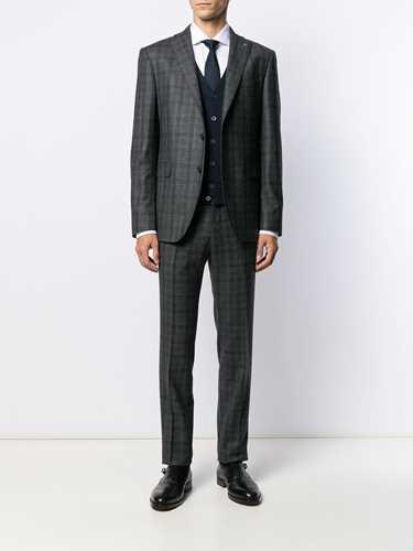 Picture of Zanone | V-Neck Knit Vest