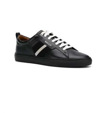 Picture of Bally | Contrast Lace-Up Sneakers