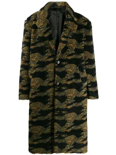 Picture of Buscemi | Oversized Camouflage Coat