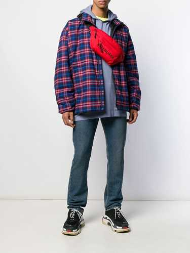 Picture of Balenciaga | Cocoon Zip-Up Jacket