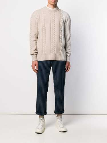 Picture of Maison Kitsune` | Cable Knit