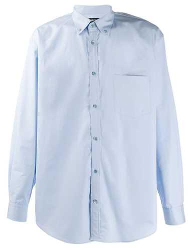 Picture of Balenciaga | Logo Shoulder Shirt