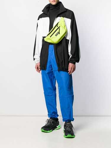 Picture of Balenciaga   Layered Style Track Trousers
