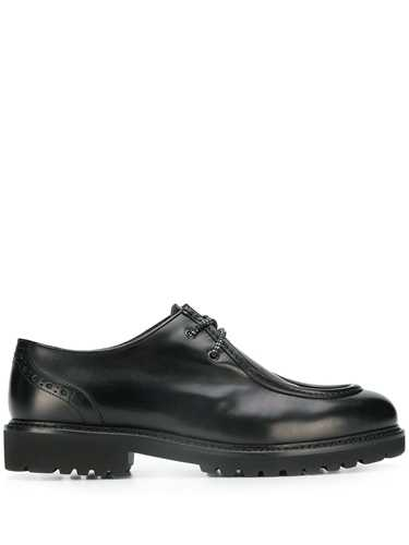 Picture of Doucal`S | Parabout Cleated-Sole Shoes