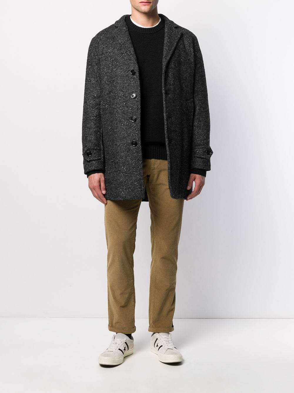 Picture of Palto` | Woven Coat