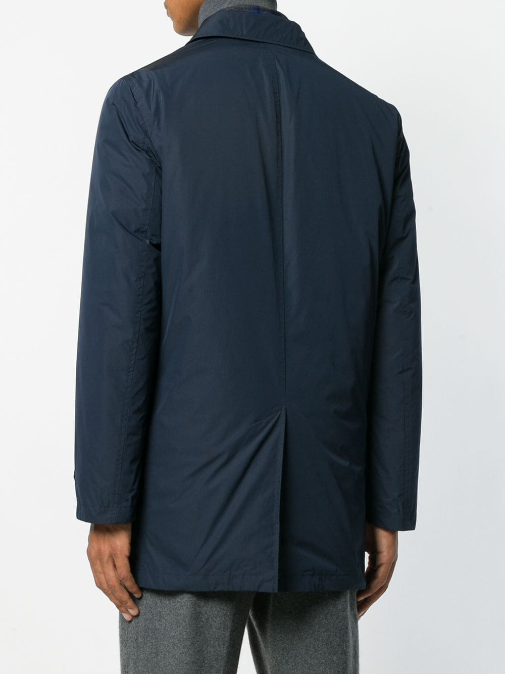 Picture of Aspesi   Single Breasted Down Jacket