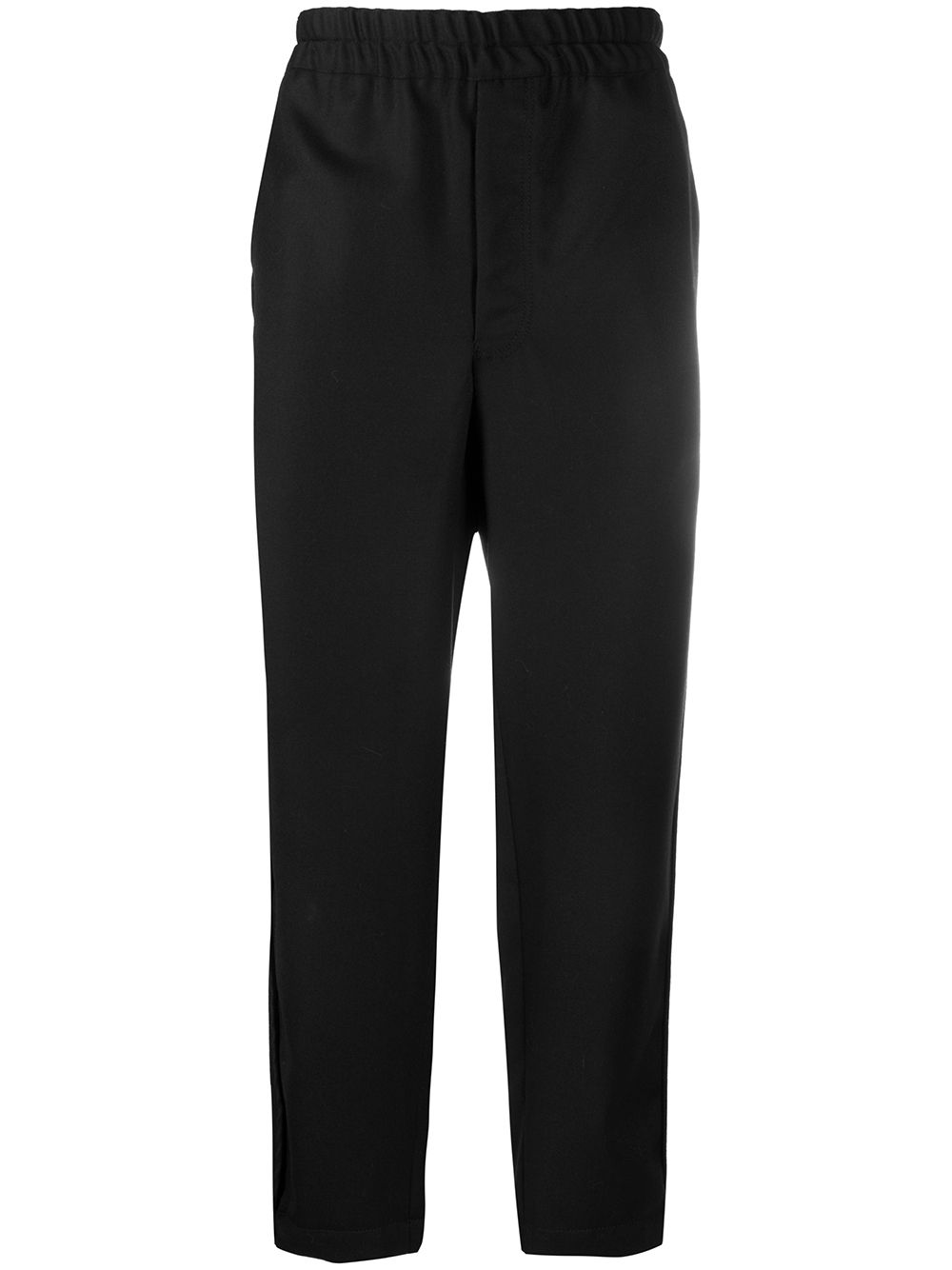 Picture of Comme Shirt | Elastic-Waist Tapered Trousers