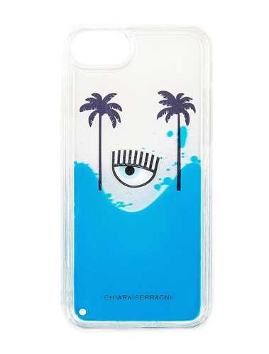 Picture of Chiara Ferragni | Palm Beach Cover Iphone 6 Plus - 7 Plus