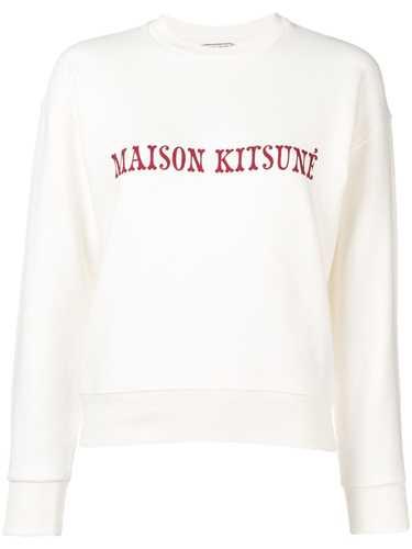 Picture of Maison Kitsune` | Logo Print Sweatshirt