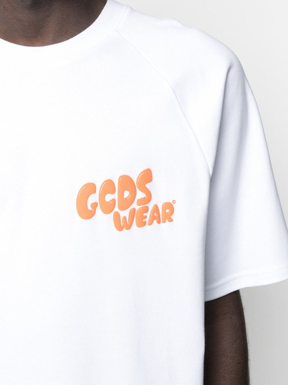 Picture of Gcds | Gcds X Rick & Morty Logo T-Shirt