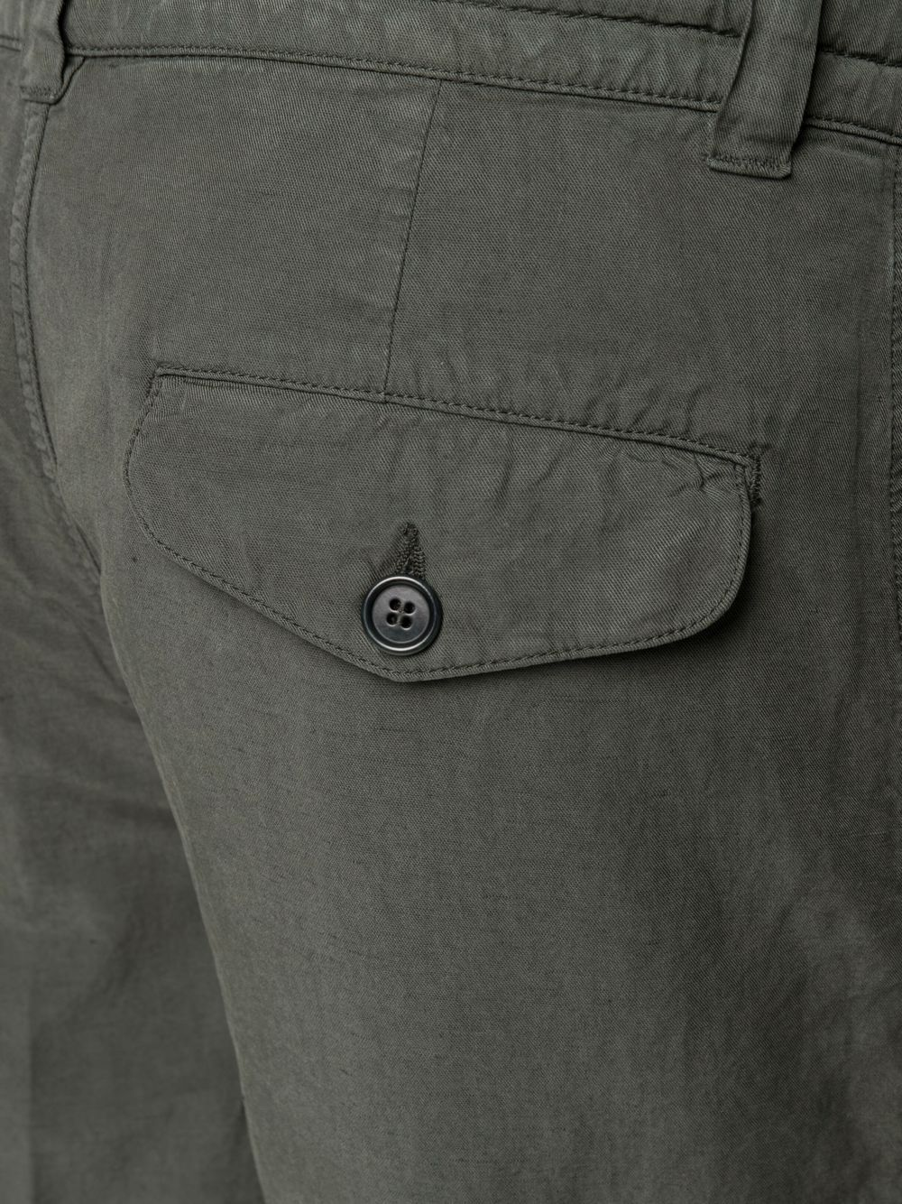 Picture of Aspesi | Straight-Leg Chino Shorts