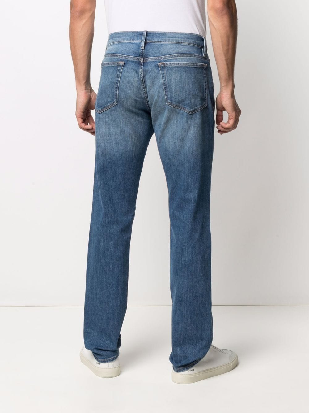 Picture of Frame Denim | Heistand Straight-Leg Jeans