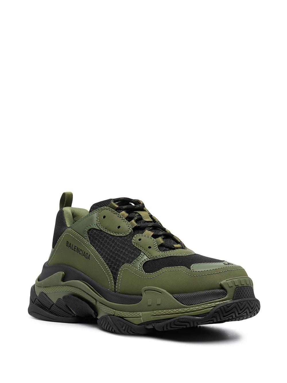 Picture of Balenciaga   Triple S Sneakers