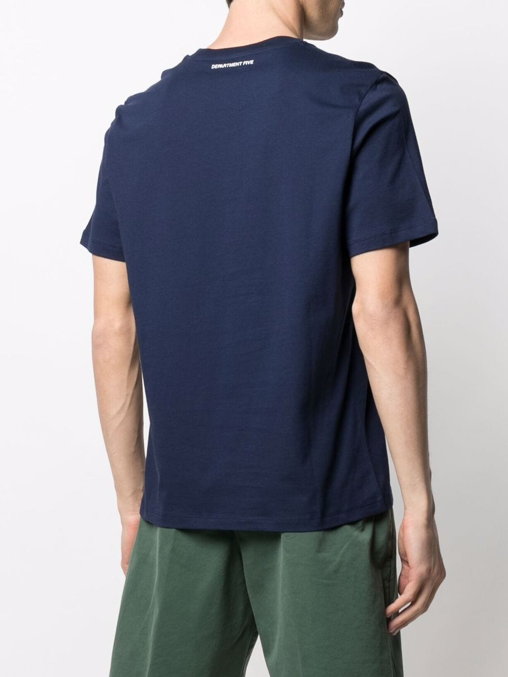 Picture of Department Five | Logo-Detail Short-Sleeved T-Shirt