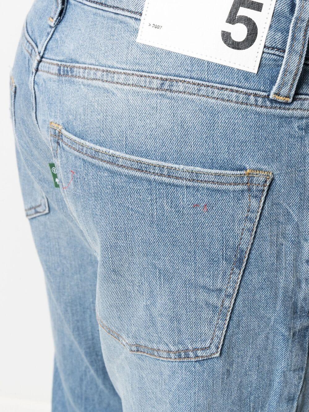 Picture of Department Five   Skinny-Cut Denim Jeans