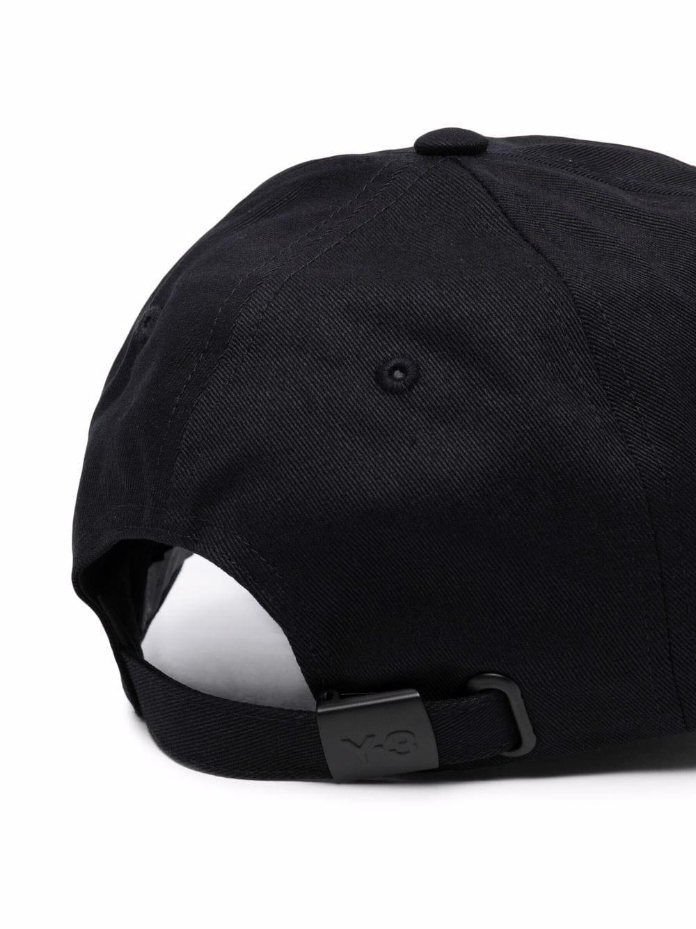 Picture of Adidas Y-3 | Logo-Print Cap