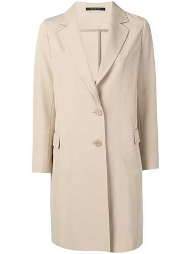 Picture of Tagliatore | Wide Lapel Coat