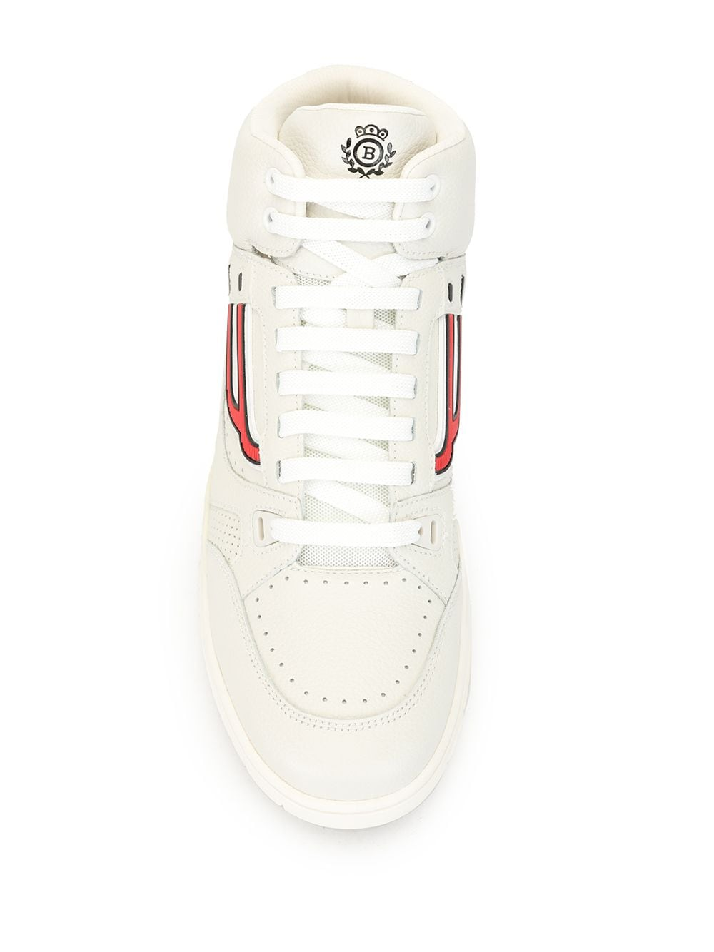 Picture of Bally | Logo Hi-Top Sneakers