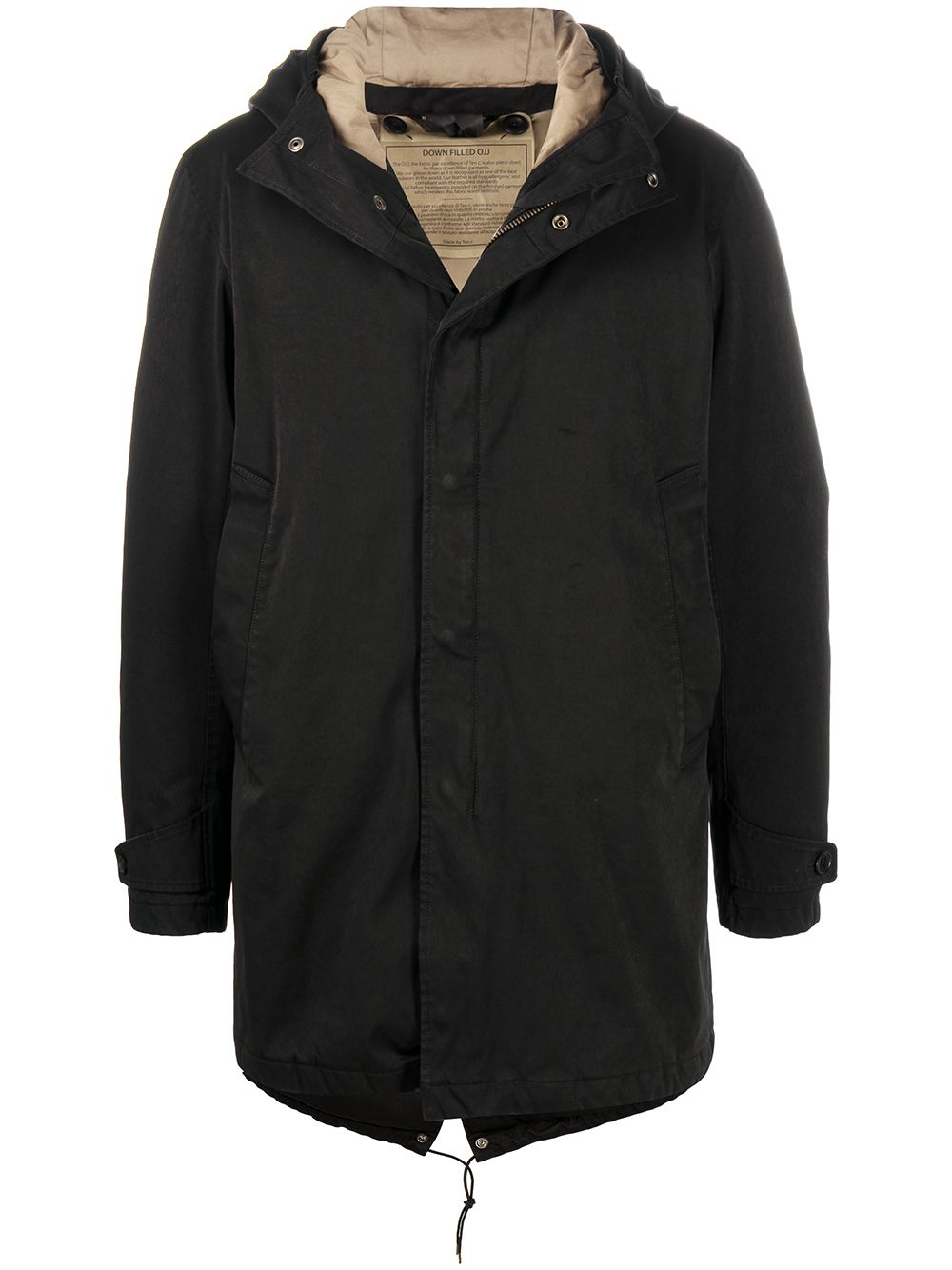 Picture of Ten C | Hooded Padded Coat