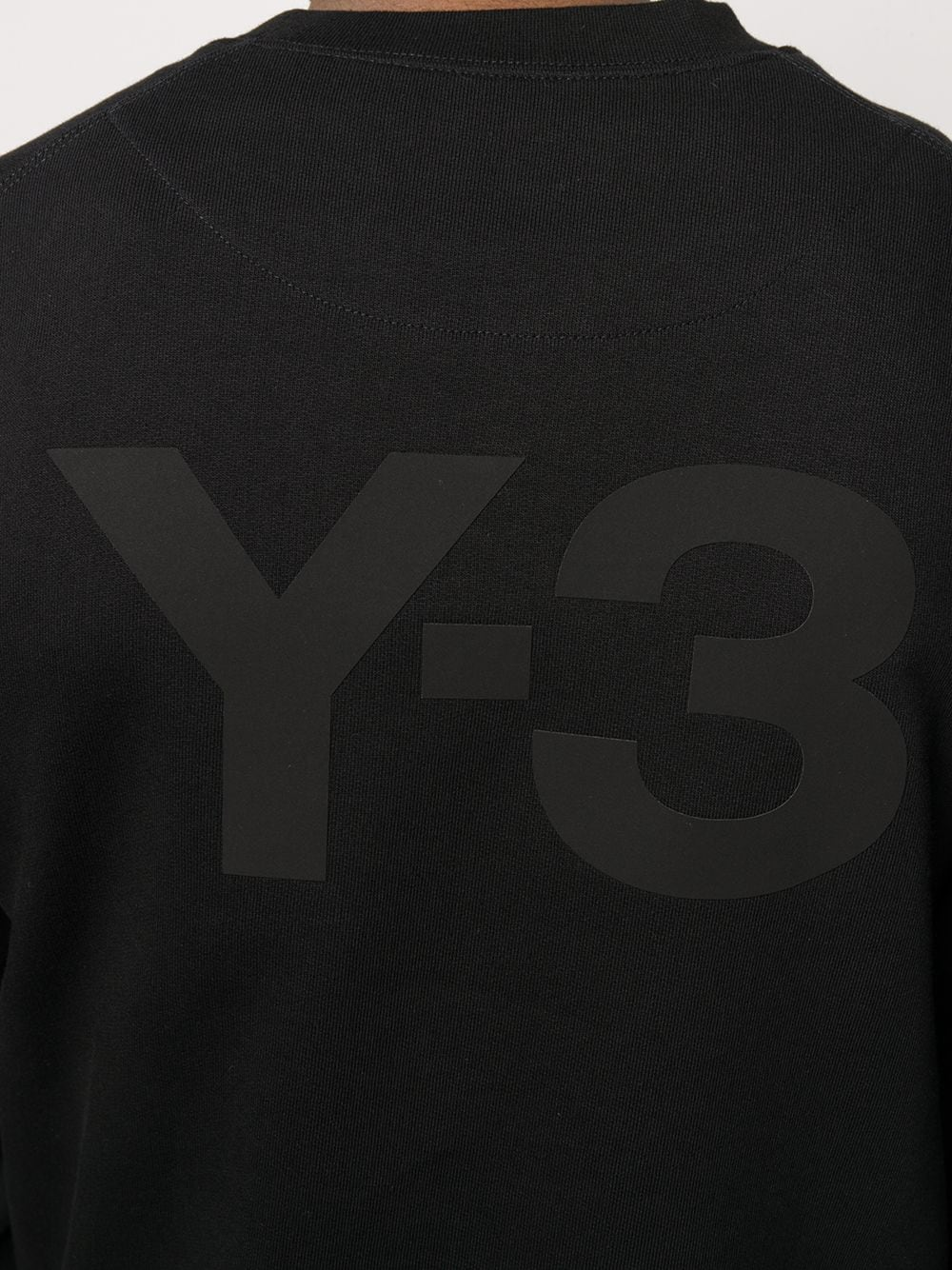 Picture of Adidas Y-3 | Relaxed-Fit Logo Sweatshirt