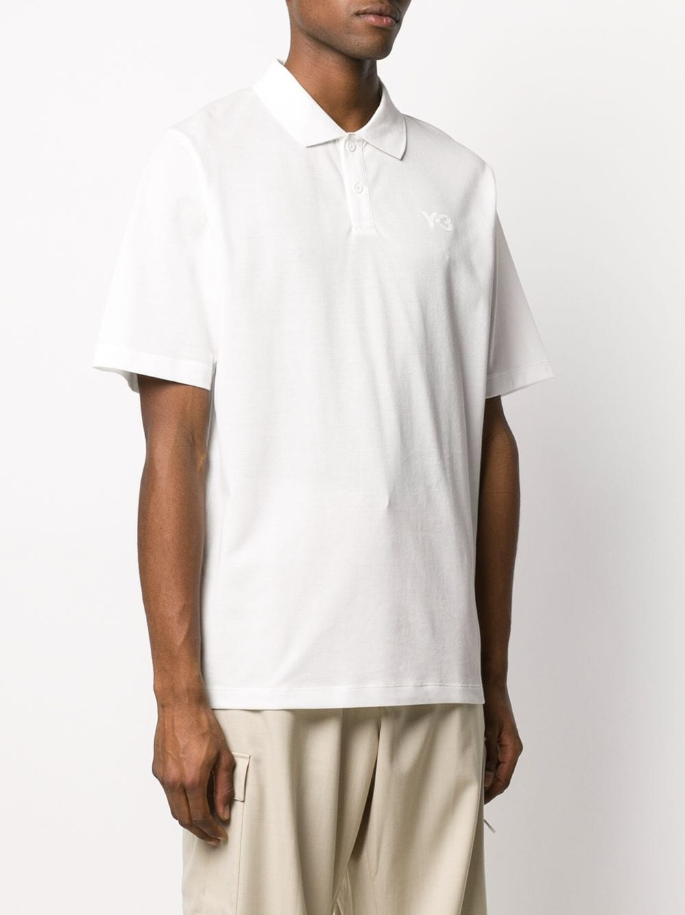 Picture of Adidas Y-3 | Logo Polo Shirt