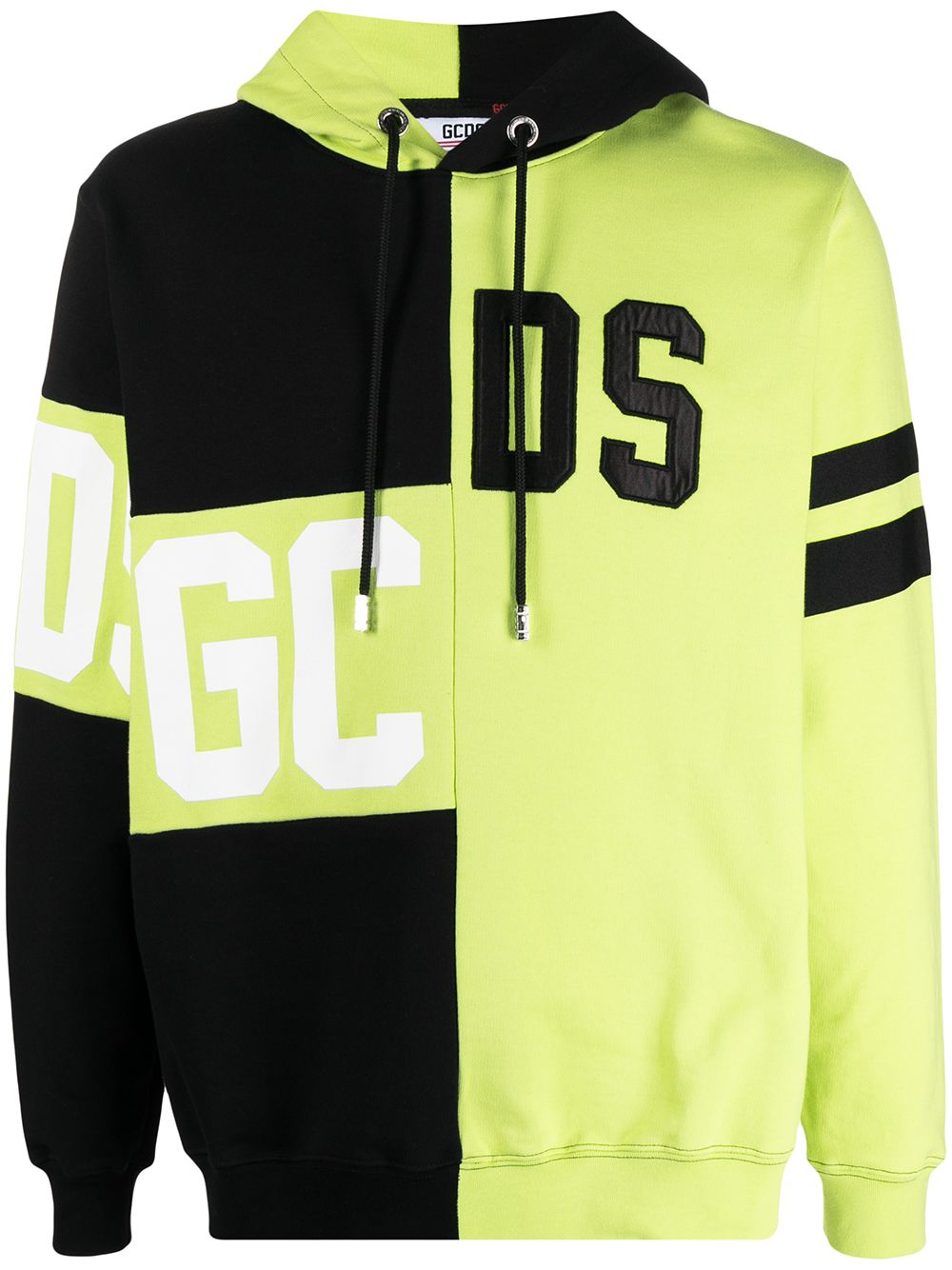 Picture of Gcds | Colour-Block Hoodie