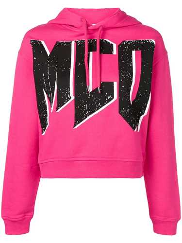 Picture of Mcq | Mcq Logo Print Hoodie
