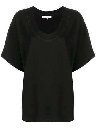 Picture of Mcq | Side Logo Stripe T-Shirt