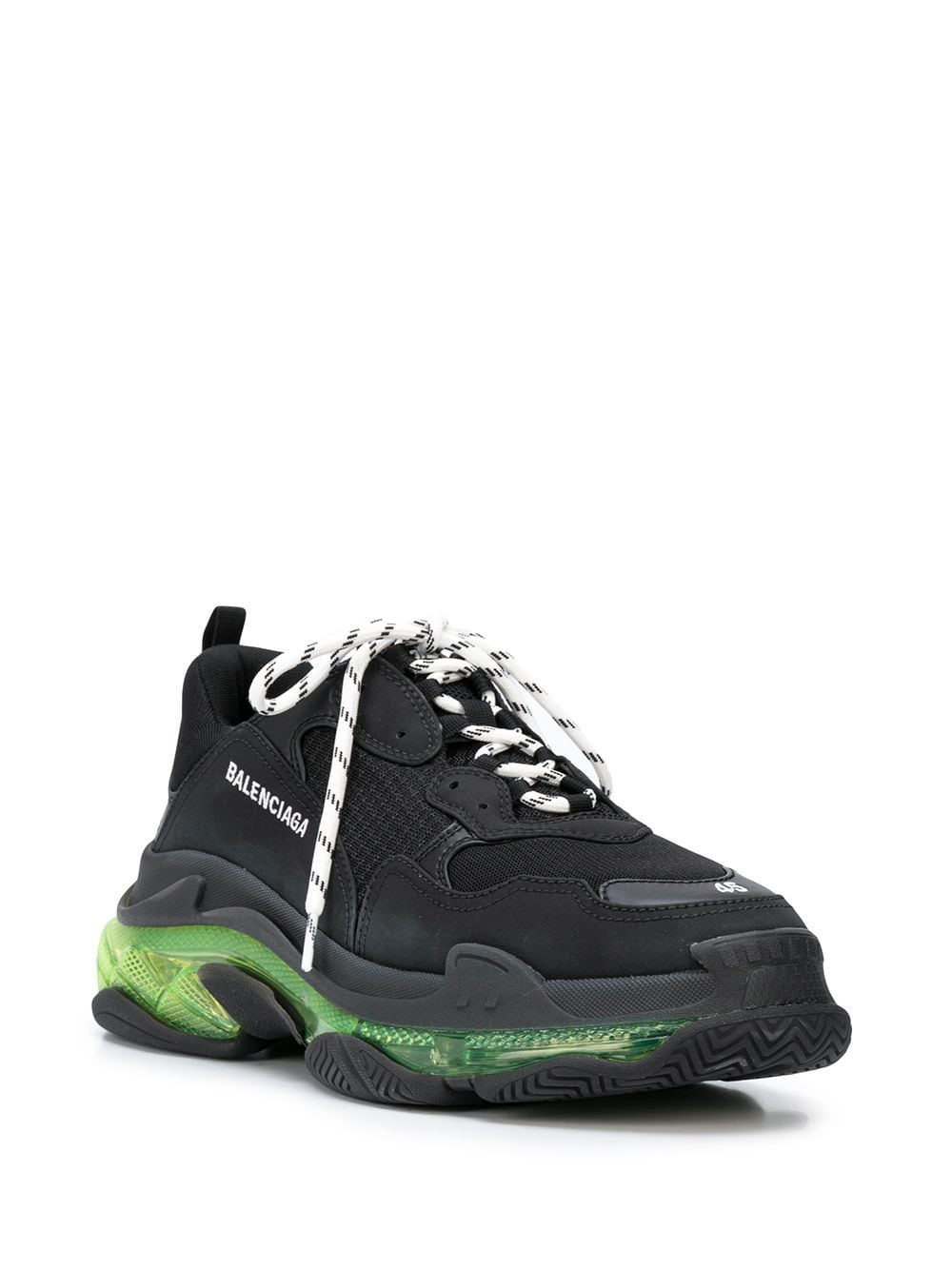 Picture of Balenciaga | Triple S Clear Sole Sneakers