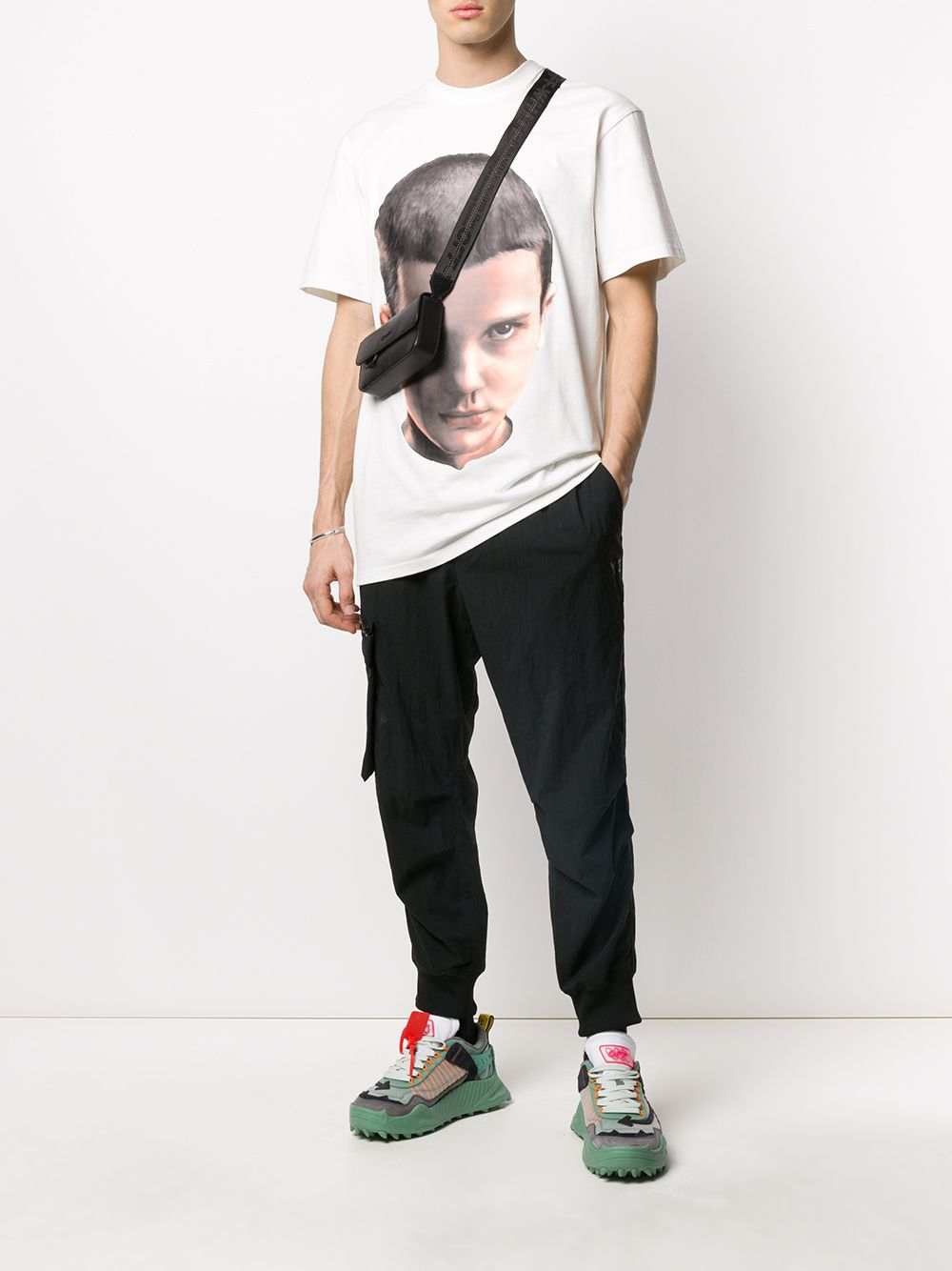 Picture of Ih Nom Uh Nit | Eleven Print T-Shirt