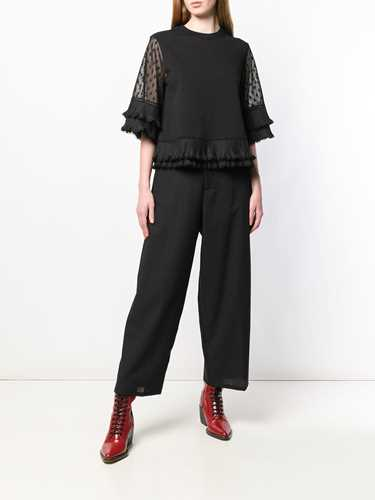 Picture of Mcq | Frill Sweater