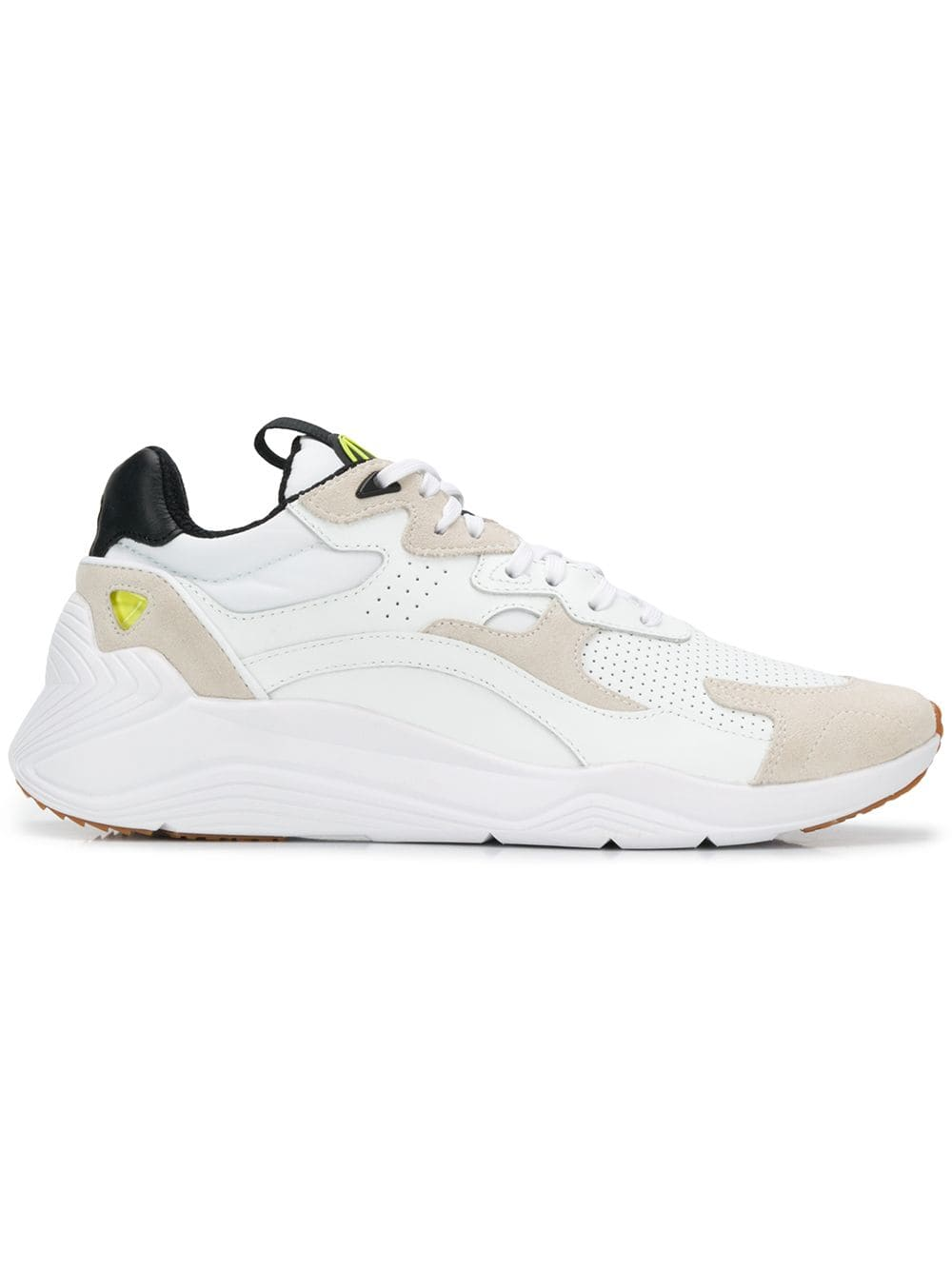 Picture of Mcq   Panelled Sneakers