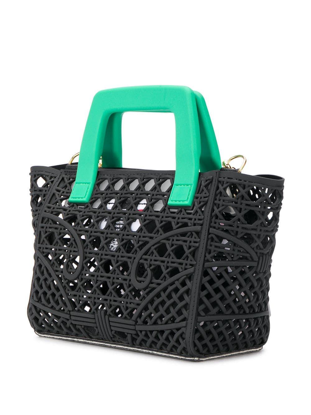 Picture of Gcds | Woven Mini Bag