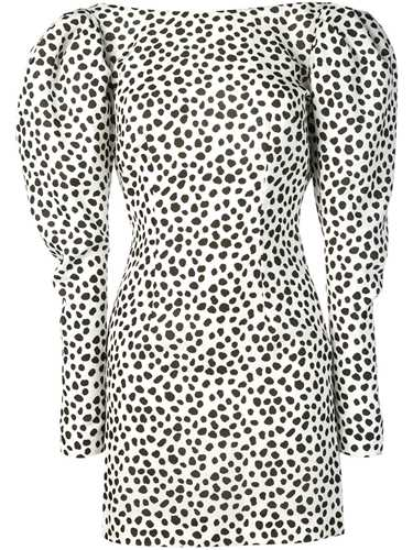 Picture of 16Arlington | Dotted Print Dress