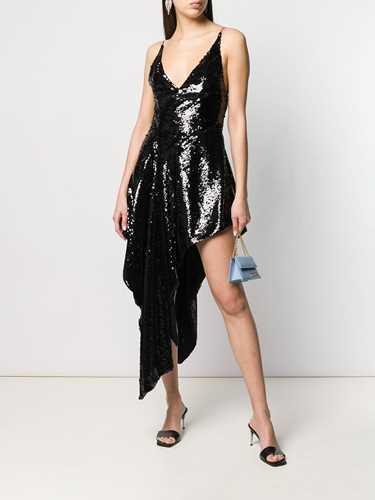 Picture of 16Arlington | Sequined Asymmetric Dress