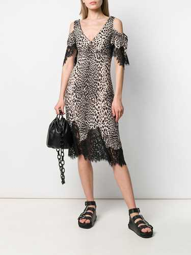 Picture of Mcq | Lace Dropped Dress