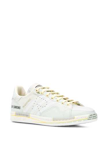Picture of Adidas Raf Simons | Peach Stan Sneakers