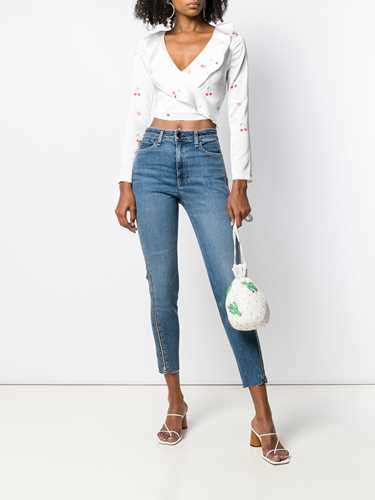 Picture of Rag&Bone | Cropped Jeans With Side Zips
